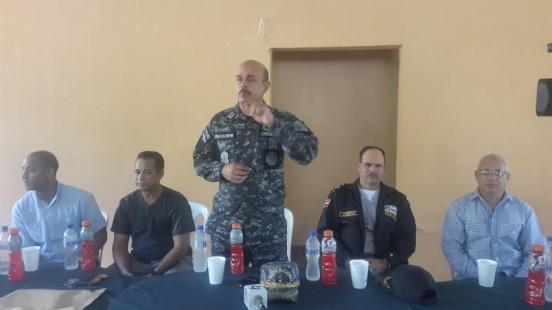 General Acosta Castellanos. Archivo